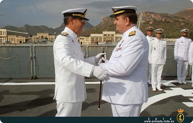 Se crea la Comandancia de las Unidades de la Fuerza de Acción Marítima en Cartagena