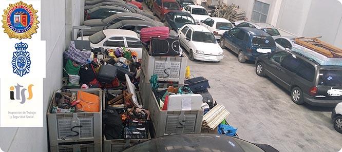 Golpe a la venta ilegal en Torre-Pacheco