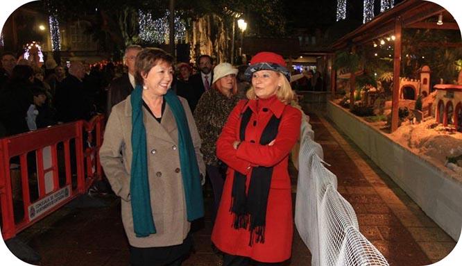 Denuncian que el presupuesto de luces de navidad sube un 57 por ciento en año electoral